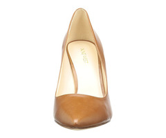 Nine West Women's Tatiana Leather Dress Pump