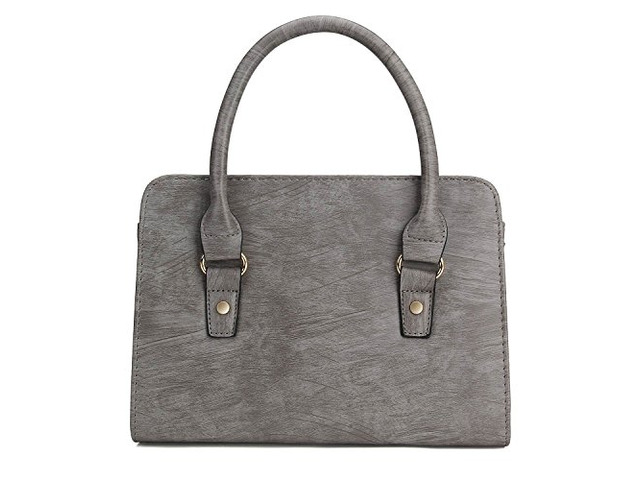 Bagerly Women Fashion PU Leather Shoulder Bag